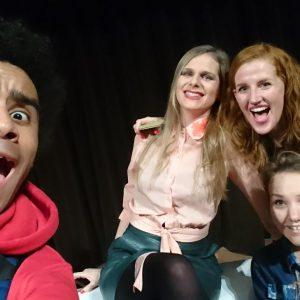 Ga jij over liken Selfie Cast